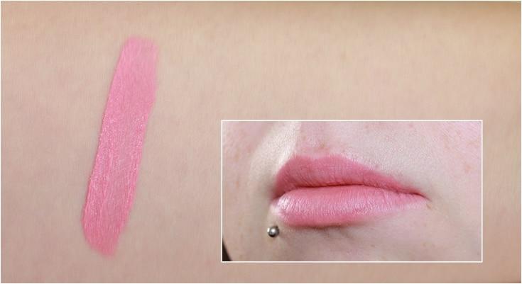 NYX Soft Matte Lip Creme Tokyo swatch