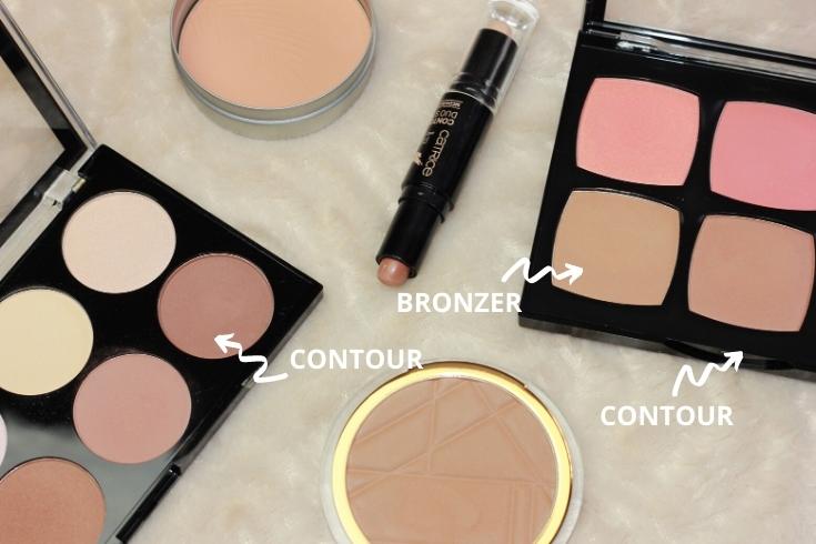 Glossiequeen!: Sleek   Face Contour kit & blush