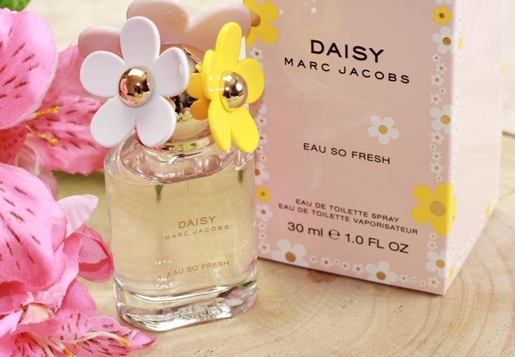 Marc Jacobs Daisy Eau So Fresh review